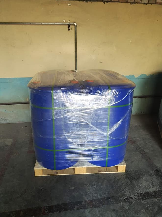Butyl glycolate package